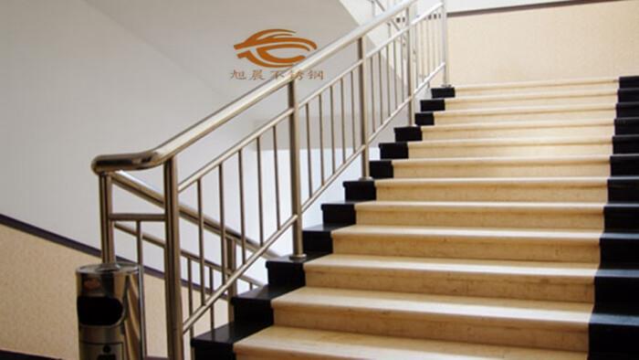 通化304不锈钢面包形楼梯护栏管加工