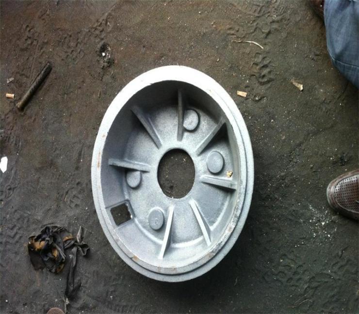 ZG5Cr28Ni48W5挂具铸钢工艺