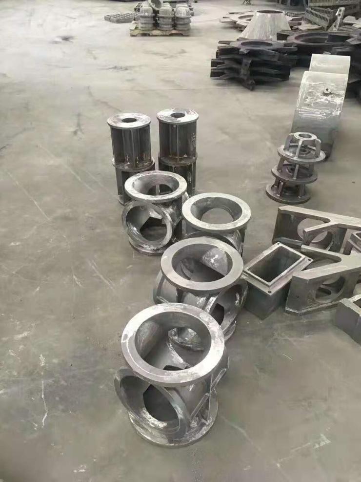 ZG20Cr26Ni5窑口护板铸造