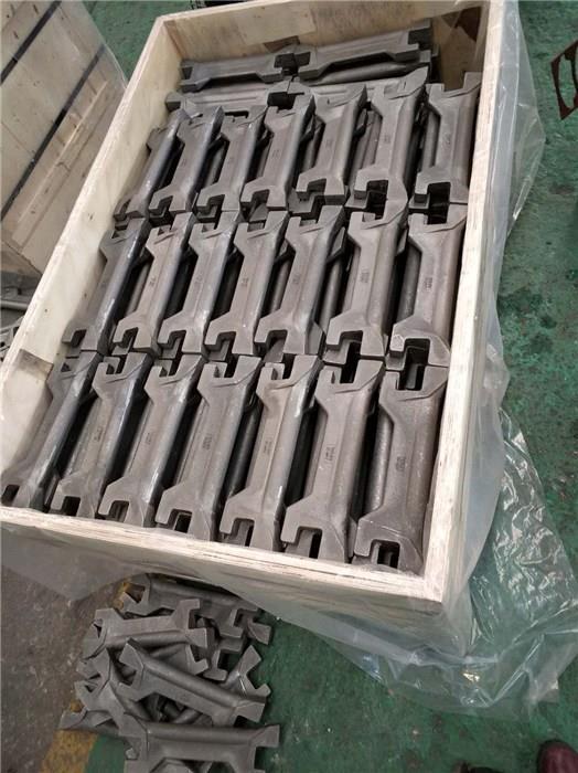 ZG30Cr18Mn12Si2N烟道盖板铸造