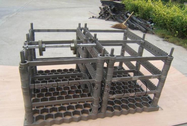 Cr26Ni35高温滑块铸造厂