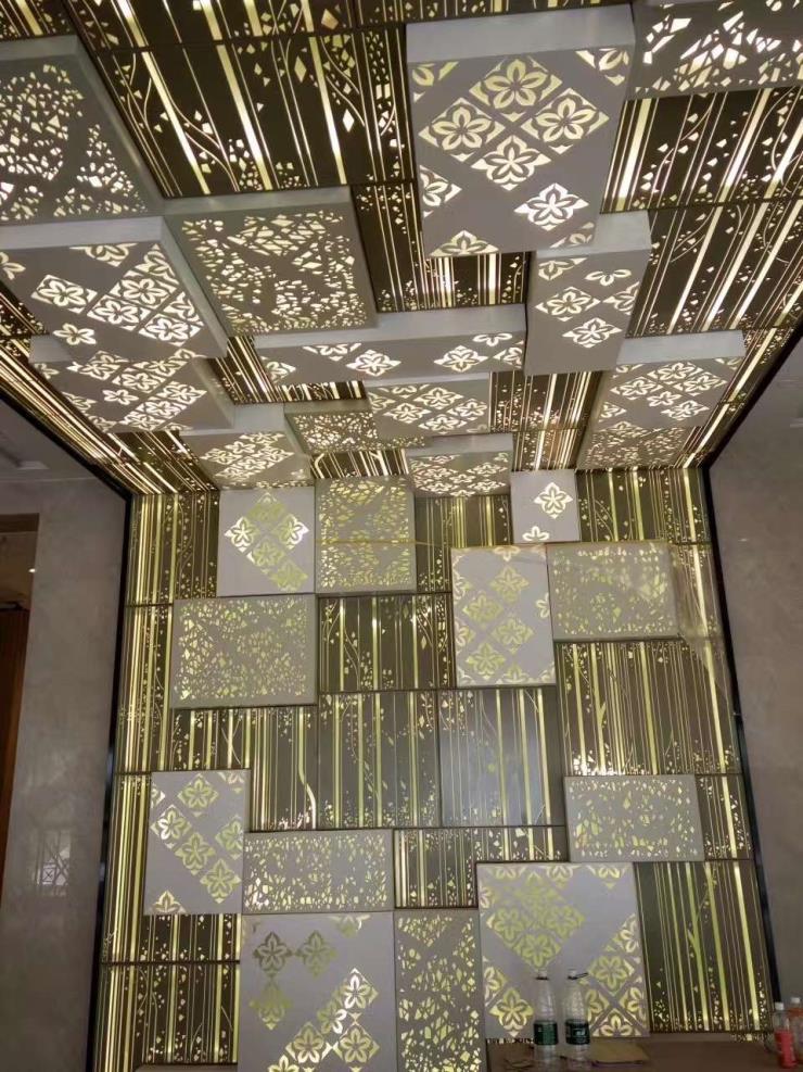 广州善禾建材铝单板厂家各种铝板定制