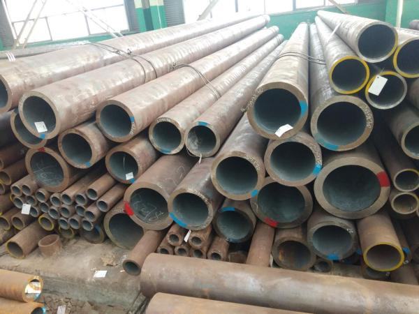 新華區27simn鋼管27硅錳厚壁無縫鋼管/27si