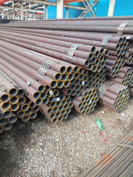 隆化縣27simn鋼管27硅錳厚壁無縫鋼管/27si
