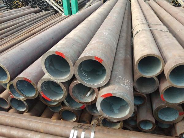石拐矿区27硅锰厚壁无缝钢管/27simn液压支柱无