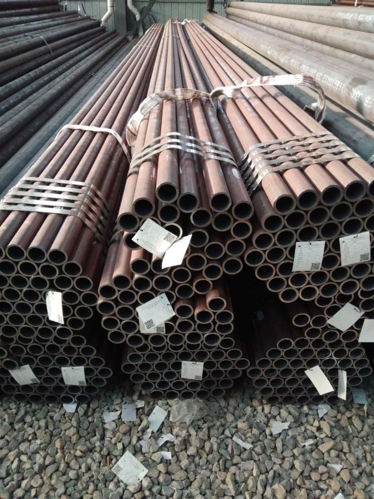 咸寧16mn無縫鋼管Q345B厚壁無縫鋼管生產廠家