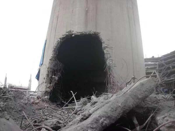凤庆县水泥烟囱拆除公司