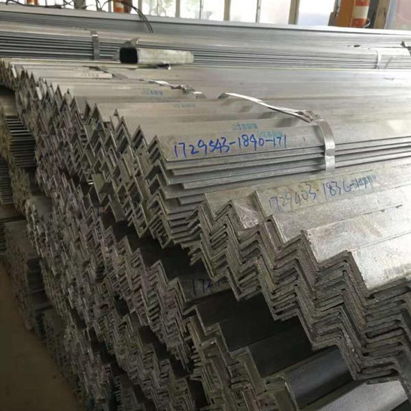 沙依巴克區Q355鍍鋅角鋼批發價格