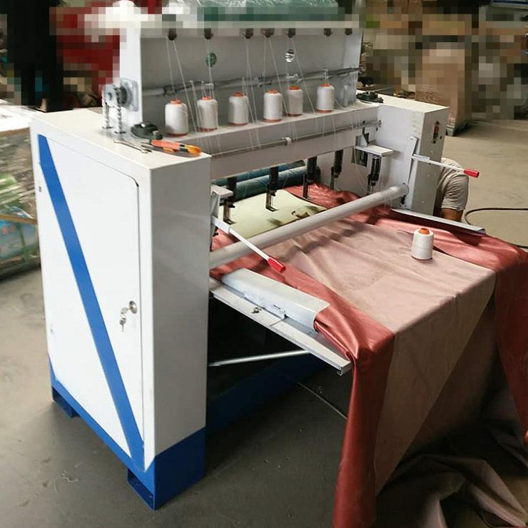 电动引被机新型直线绗缝机厂家直销