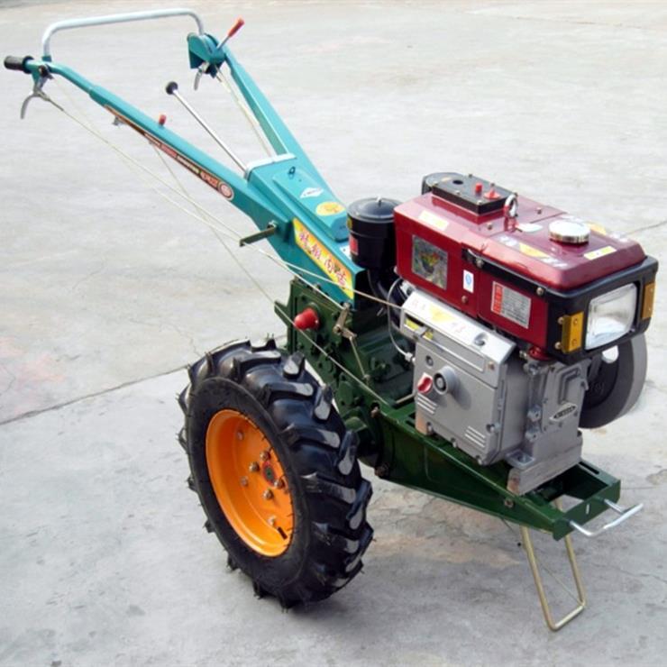 旱田手扶耕地机丘陵手扶拖拉机价格优惠