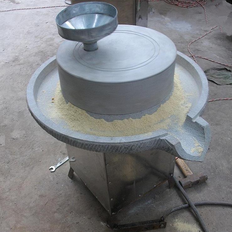 电动肠粉石磨机多功能传统石磨机市场价格