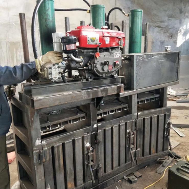 质量好的120吨液压打包机