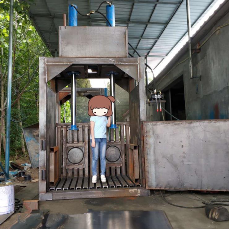 有口碑的120吨液压打包机