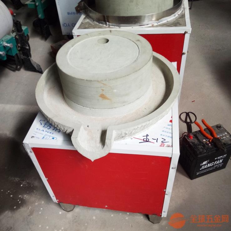 砂岩豆浆石磨电动石磨机多少钱