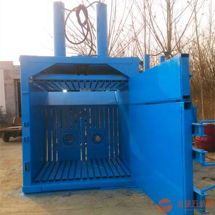 衡水市废铝漆桶液压打包机生产厂家