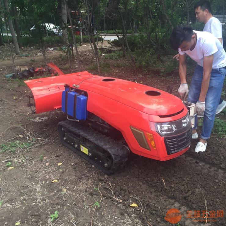 沧州市自走式果园施肥开沟机批发商