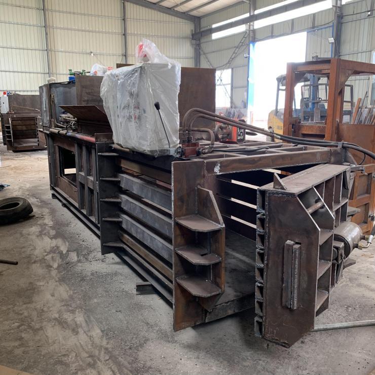 云南省昭通市60噸液壓打包機生產廠家