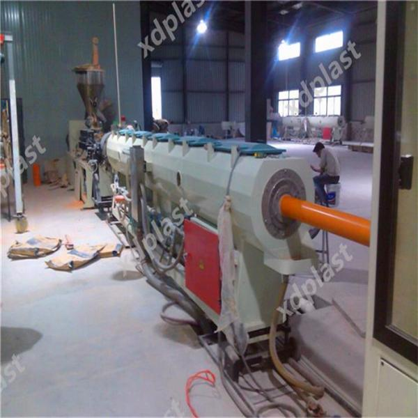 CPVC电力管设备厂家 pp电力管机器销售 CPVC电力管设备