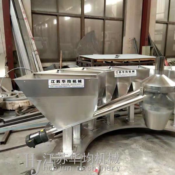 PVC辅助小料全自动配料机 管材小料称重系统 板材配料设备
