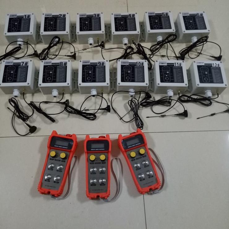 盐城瑞久为你定做非标遥控器,模拟量、开关量工业遥控器