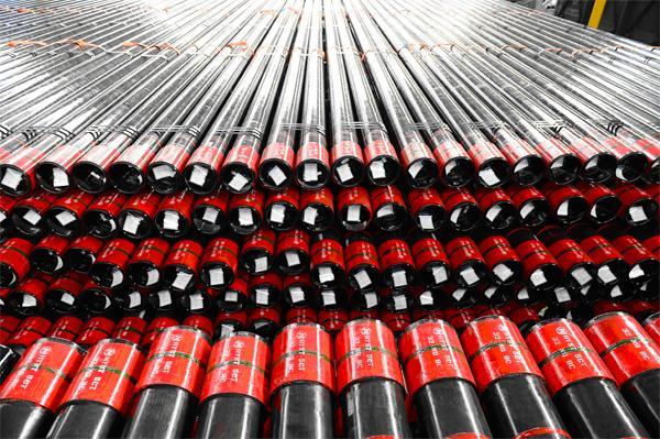 黑河SA106B/C核電用無縫管
