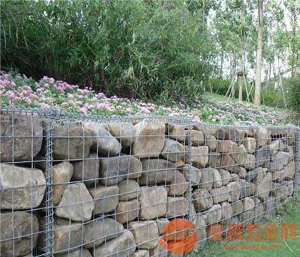 石笼网产品厂家 石笼网产品用途 包塑石笼网厂家
