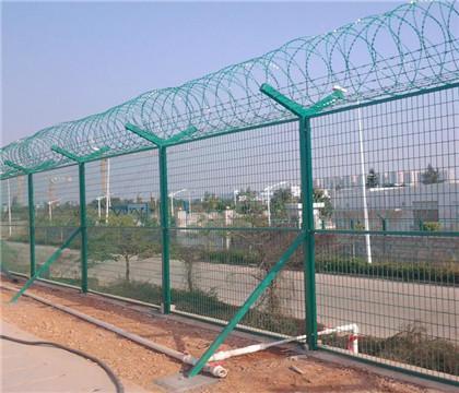 机场护栏网 机场防护网 机场围栏