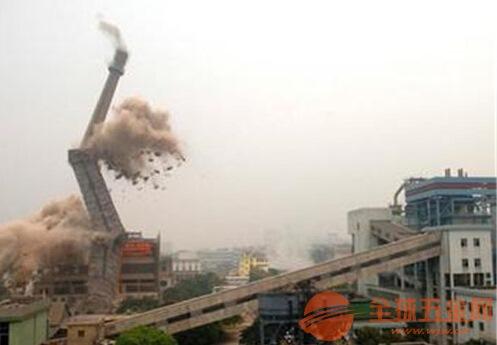 无棣县信号塔拆除公司