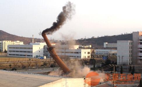 嘉祥县拆除烟囱公司