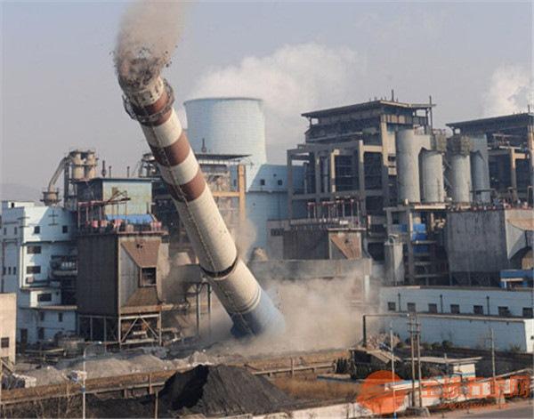 蓬莱承接烟囱刷涂料工程