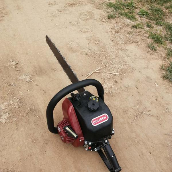 園林機械 苗木斷根挖樹機 便捷式汽油挖樹機