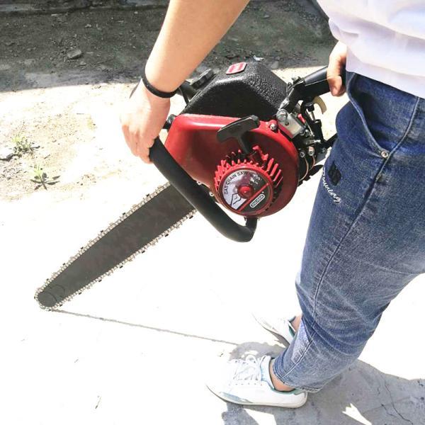 带土球果树挖树机 手提式汽油移树机