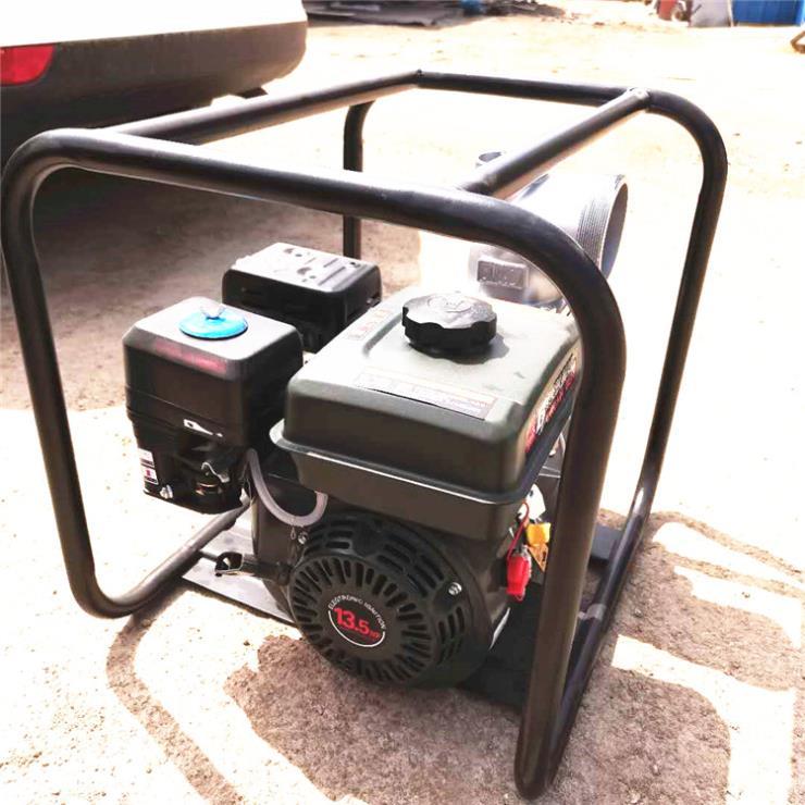 小型农用园林灌溉抽水泵/2寸3寸4寸/汽油自吸泵