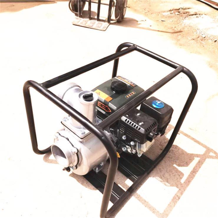 3寸-2寸汽油农用灌溉抽水泵/大功率农业抽水机