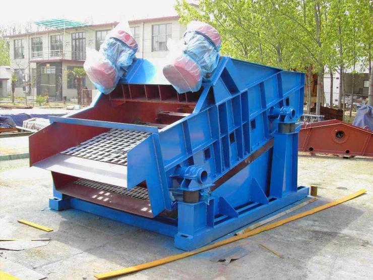 KZS矿用振动筛主要特点 宏达振动机械
