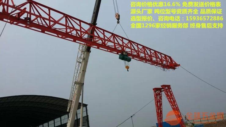 茂名茂港60吨龙门吊【这家老板傻实在】