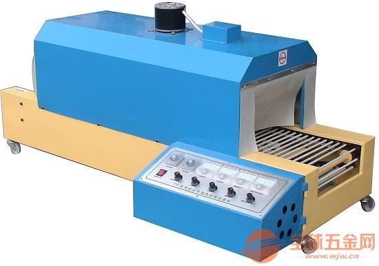 清远热收缩机依利达低台透明膜包装机