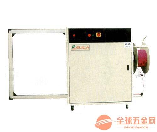 惠州小型打包机速度很快提高了工人的打包效率