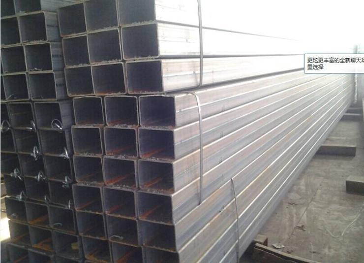 双鸭山忻州无缝方管厂