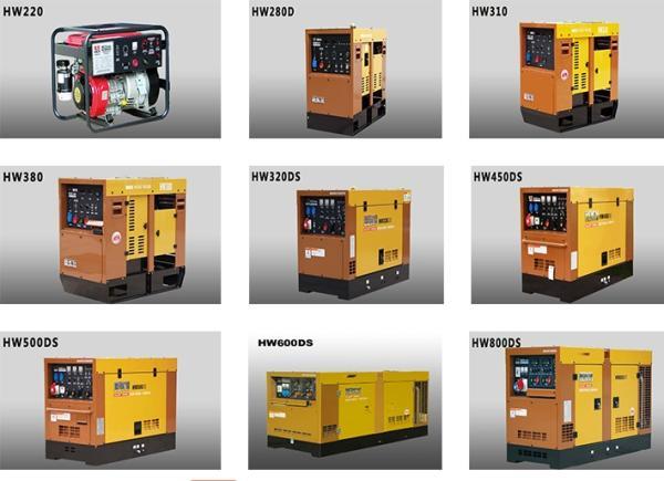 generator welder company supply