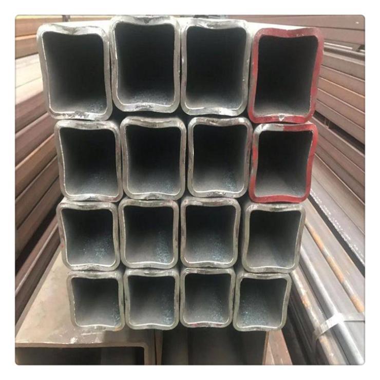 镇江市Q355D无缝方管现货供应