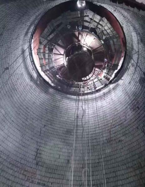 钢结构烟囱防腐与混凝土烟囱内外防腐