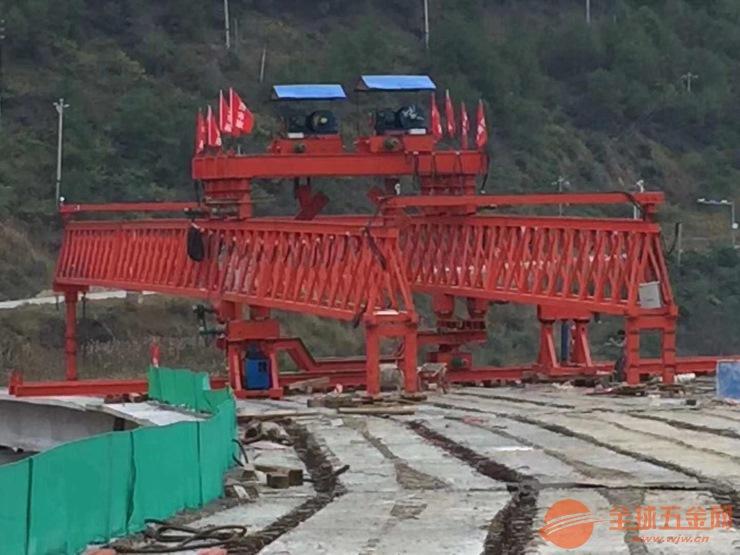 南京架桥机二手天车