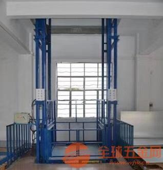 合肥导轨式货梯1吨货梯销售电话