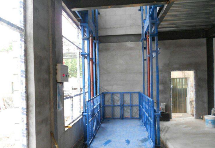 无锡市江阴市导轨式货梯专业生产厂家