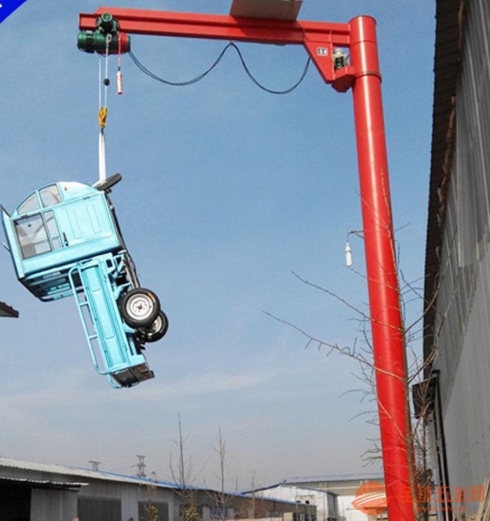 河北任县哪里有BZD型定柱式悬臂吊起重机?