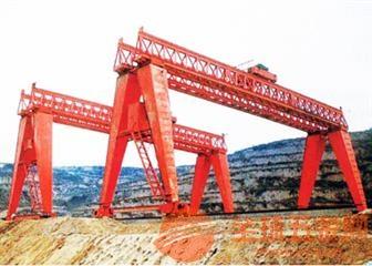 镇江桥式起重机二手龙门吊