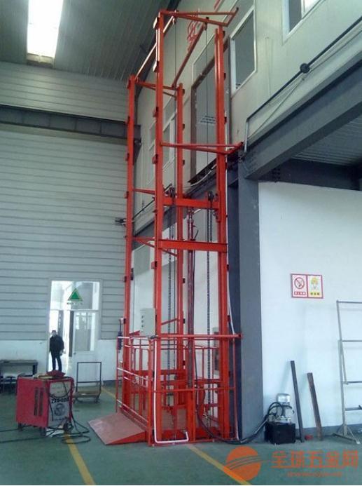 南通市食品厂货梯生产厂家