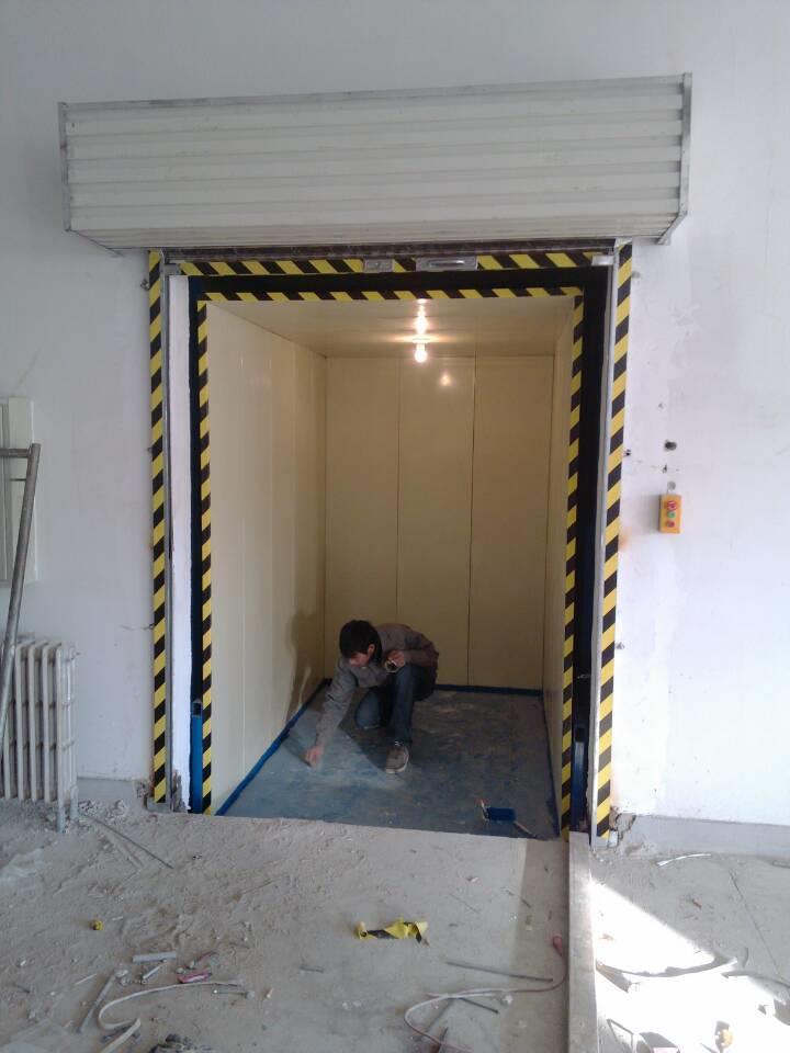 苏州市相城货梯专业维修人员