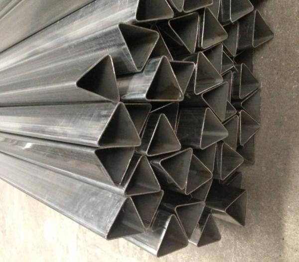 曲陽縣拉絲面 不銹鋼凹槽管
